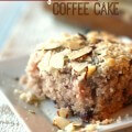 Cranberry Almond Coffee Cake Recipe