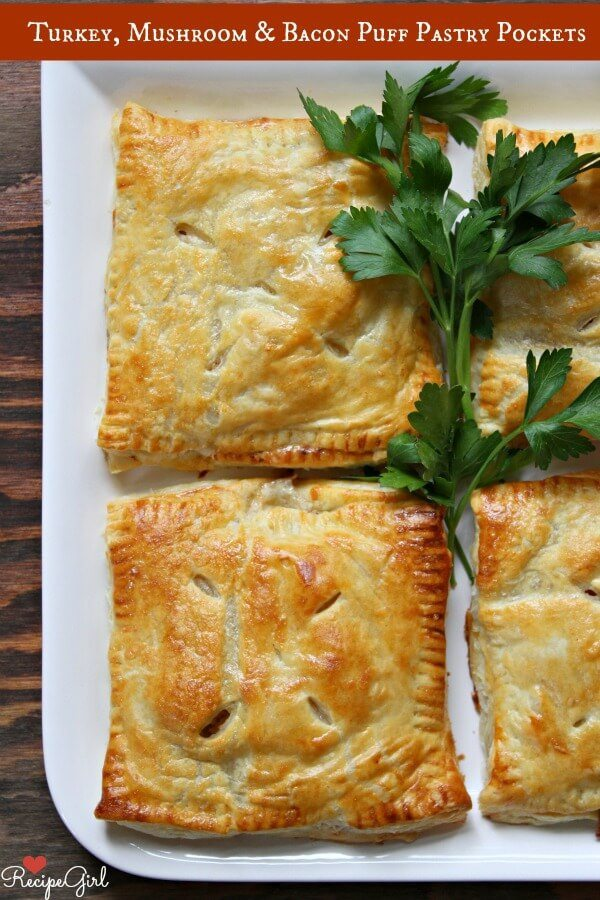 Turkey-Mushroom-and-Bacon-Puff-Pastry-Pockets-RecipeGirl.com_
