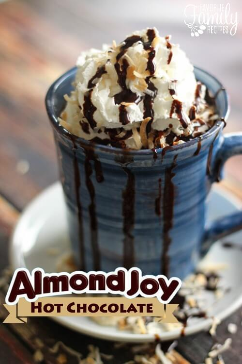 ... Hot Chocolate (Almond Joy, Reeses, and Twix) | Favorite Family Recipes