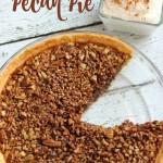 Brown Butter Pecan Pie