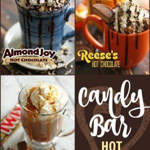 Candy Bar Hot Chocolate Recipes