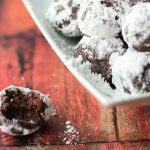 Protein Packed Chocolate Truffles