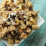 Almond Joy Chex Mix Insta