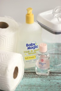 Homemade Baby Wipes 2