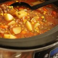 Beef and Vegetable Crock Pot