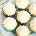 Tasty Coconut Cupcakes