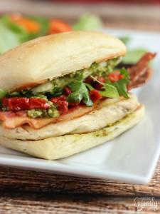 Cubby's Pikey Chicken Sandwich