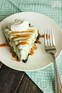 Asphalt Pie from Wingers Diner