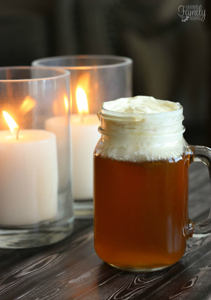 Harry Potter Butterbeer Drink Recipe