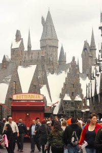 Wizarding World of Harry Potter Butterbeer Cart