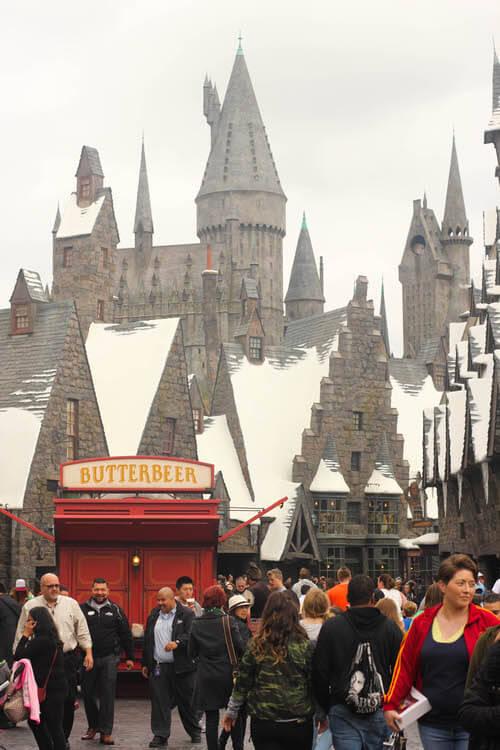 Wizarding World of Harry Potter Butterbeer Cart