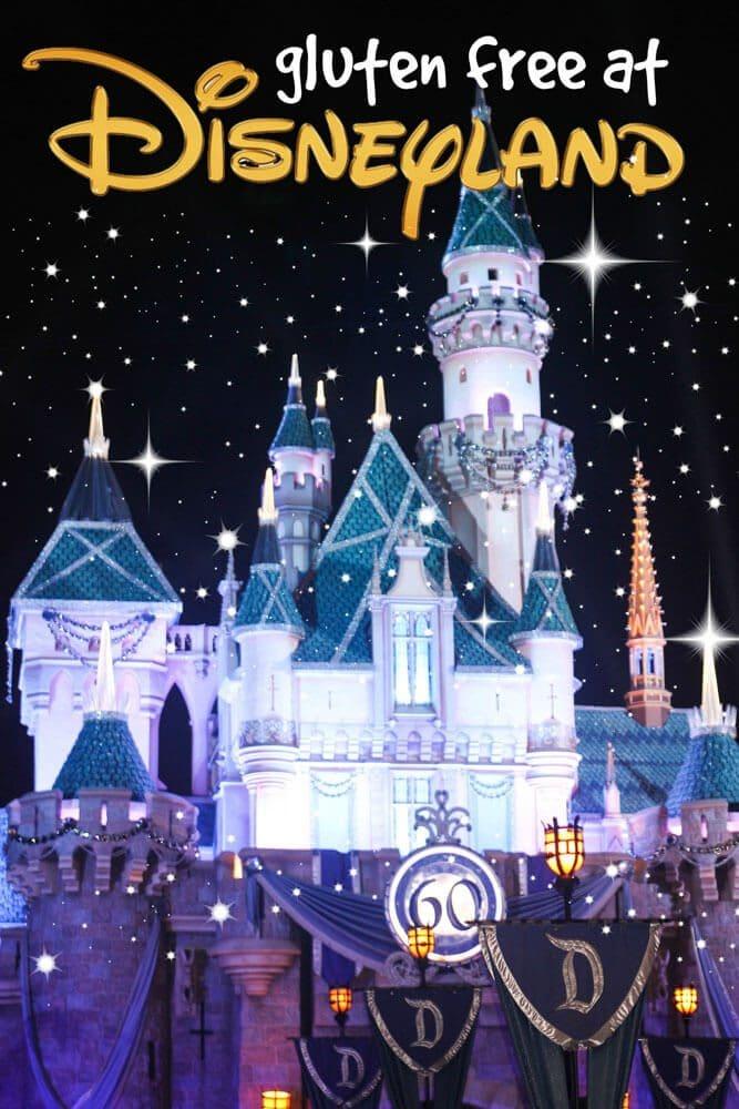 Gluten Free Food Disneyland