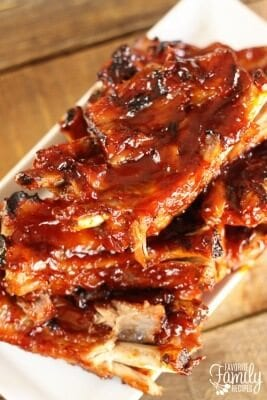 Blue Ribbon BBQ Ribs Recipe