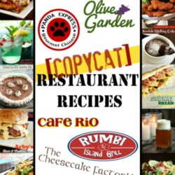 Copycat Restaurant Recipes at Home Pin