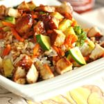 Our Version of Rumbi Rice Bowls with Rumbi Rice