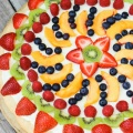 Easy Fruit Pizza Dessert Recipe