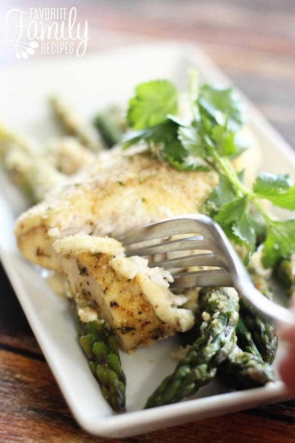 Parmesan Herb Baked Mahi Mahi Favorite Family Recipes