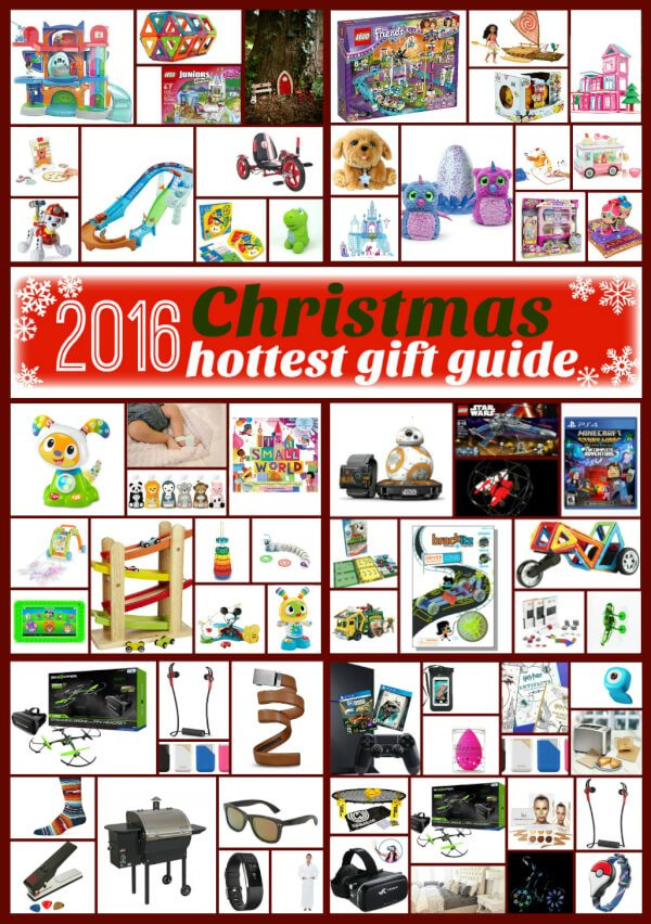 2016 christmas gift guide favorite family recipes
