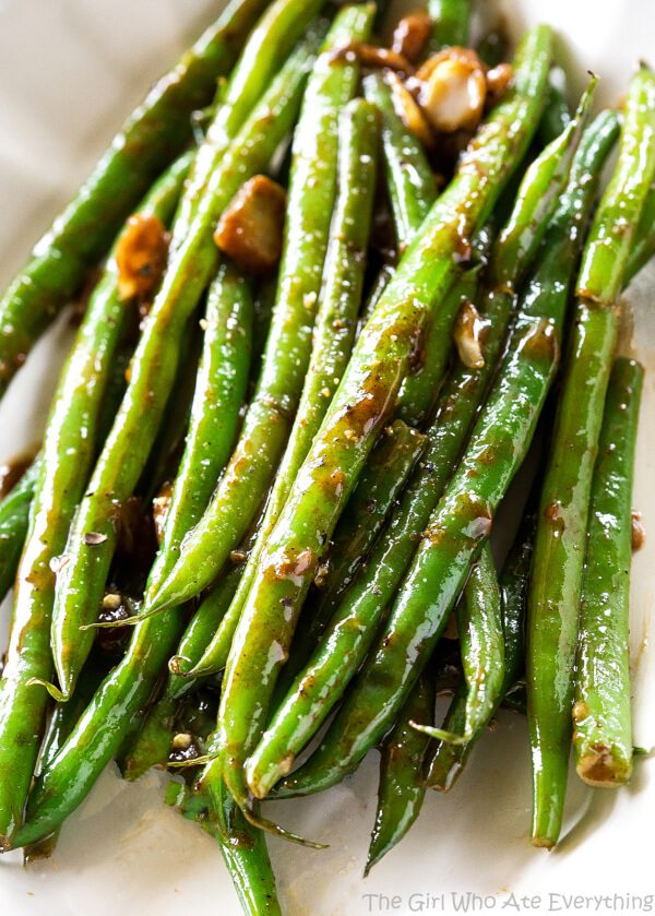 Heavenly Green Beans