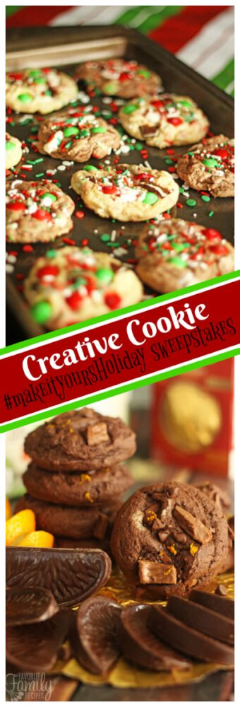 We are so excited about the Creative Cookie