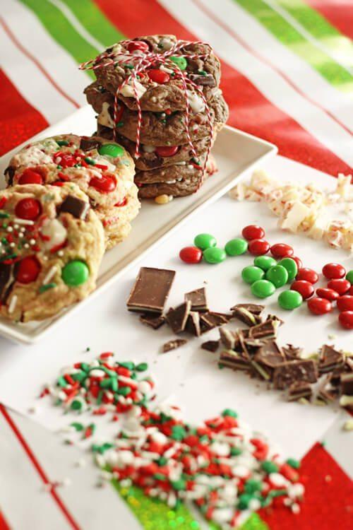 Christmas Elf Cookies