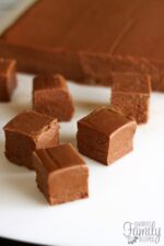 See's Fudge Recipe