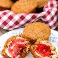 High Fiber Cereal Bran Muffins Recipe
