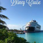 Disney Cruise (DisneySMMC: Part 2)