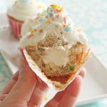 Pillsbury Baking Challenge and Easy Filled Cupcakes