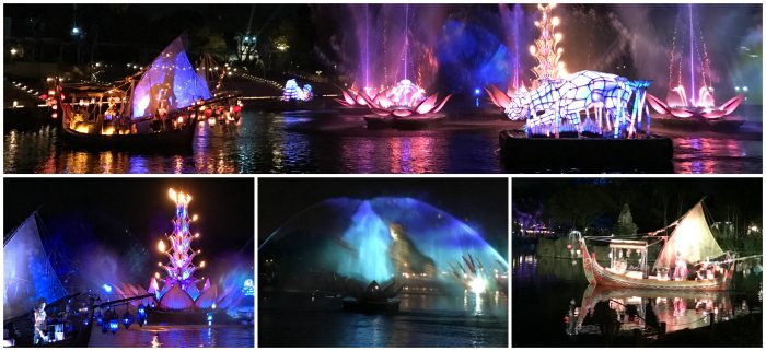 Rivers of Light Night Show