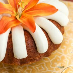 Carrot Cake Nothing Bundt Cake Copycat