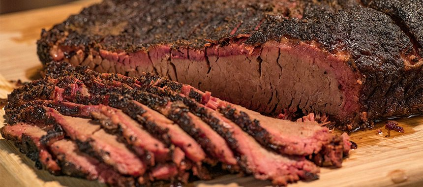 How To Cook The Perfect Smoked Brisket Favorite Family