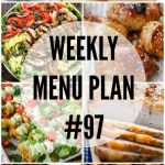Weekly Menu Plan #97