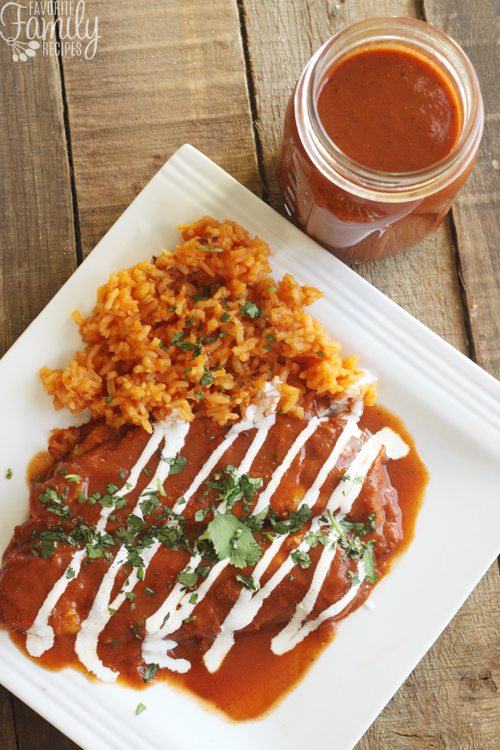 With How Easy This Homemade Enchilada Sauce Is To Make You May Never Want To