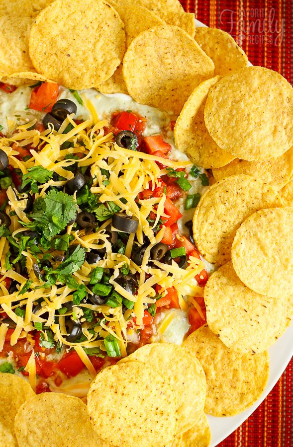 9 Layer Bean Dip