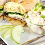 The Bleubird's Turkey and Brie Sandwich Copycat