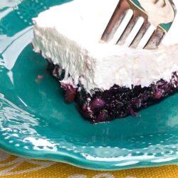 Blueberry Jello Salad