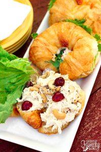 Chicken Salad Sandwiches Favorite Family Recipes