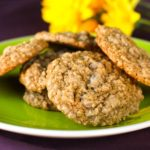 The Shipp's Cinnamon Oatmeal Cookies
