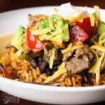 Steak Fajita Bowls