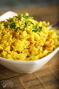 Easy Stovetop Rice Pilaf with Orzo