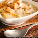 Thick and Hearty Seafood Chowder