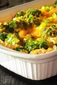 Chicken Broccoli and Quinoa Casserole