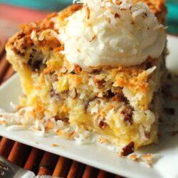 Island Pecan Pie