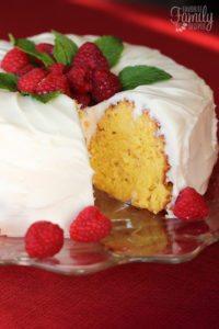Nothing Bundt Cake Lemon Cake Copycat