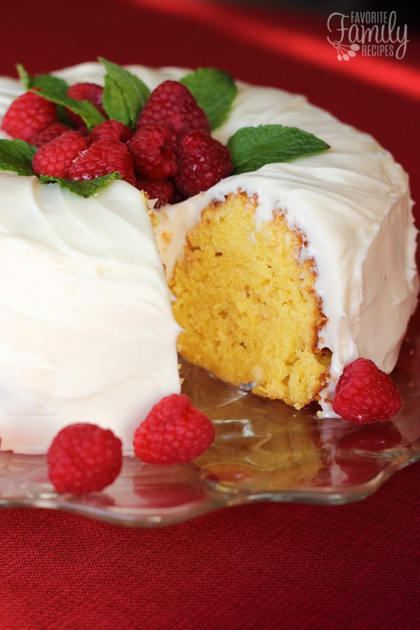 Nothing Bundt Cakes Lemon Cake Copycat Favorite Family Recipes