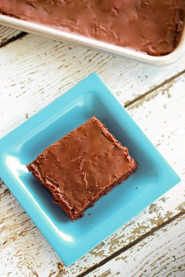 Texas Sheet Cake (and Frosting!) | Favorite Family Recipes