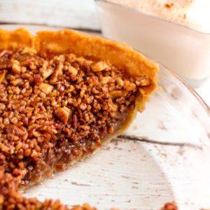 Brown Butter Pecan Pie Recipe