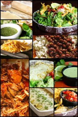 Cafe Rio Copycat Recipes