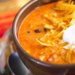 Cafe Zupas Chicken Enchilada Chili